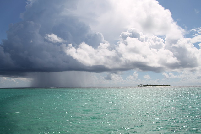 Tobago Cays Squall