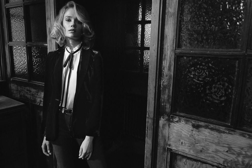 Флори Арнольд — Фотосессия для «Wylde» 2016 – 1