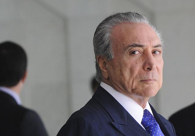 Seis ministros ya cayeron del equipo montado por Michel Temer tras el impeahcment de Dilma Rousseff  - Créditos: Reproducción