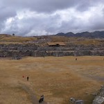 Зображення Sacsayhuamán поблизу Cusco. peru cusco