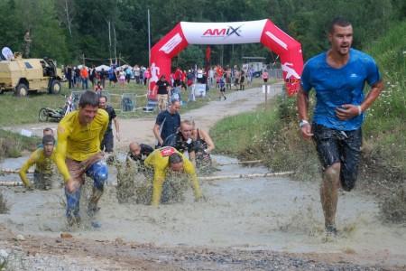 Běžec Jakub Antoš třetí na Army Runu, s Kožíškem byli druzí v týmech