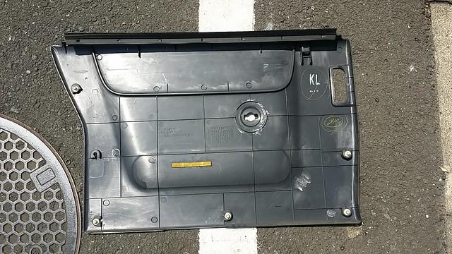 アクティバンHH6集中ドアロック修理7