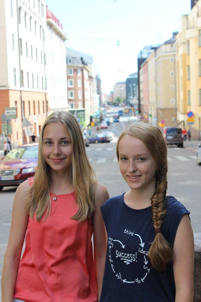 Helsinki-tag 1