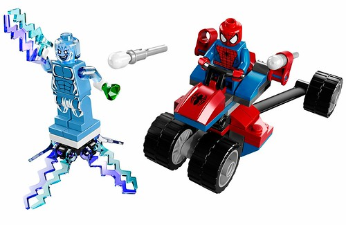 LEGO Ultimate Spider-man 76014