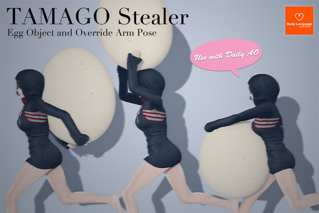 TAMAGO Stealer @ Deviled Egg