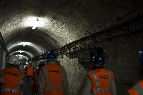 Secret underground