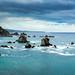 Asturias coast, Spain by Mexicanwave