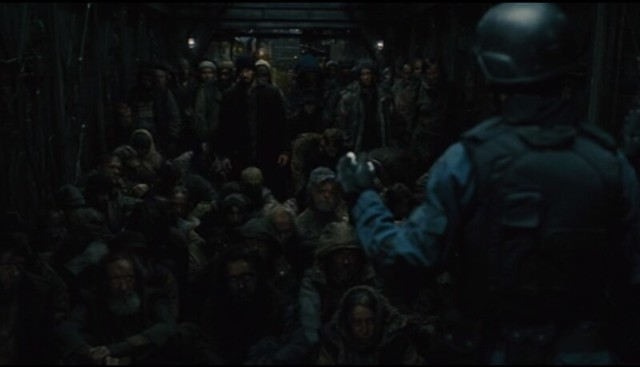 Snowpiercer, the End-of-the-World Train