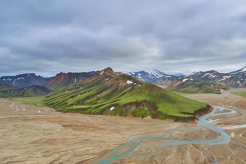 Norðurbarmaur - Landmannalaugar