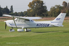 N355GW - 2003 build Cessna 172S Skyhawk SP, visiting Barton