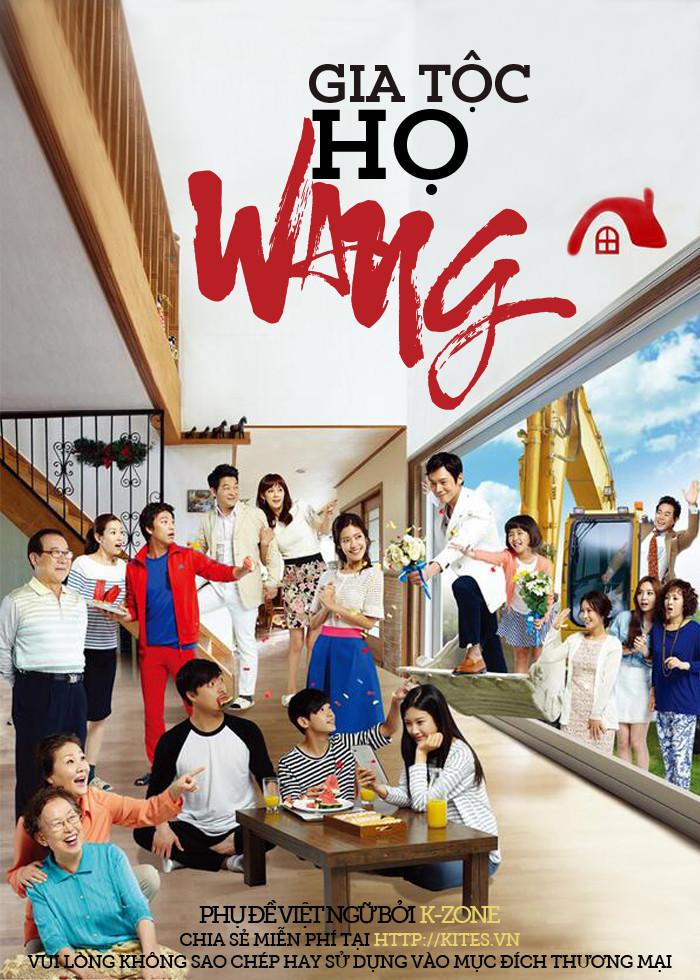 [KBS 2013]Gia tộc họ Wang – The Wang Family Sub Viet