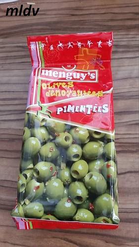 olives menguy's