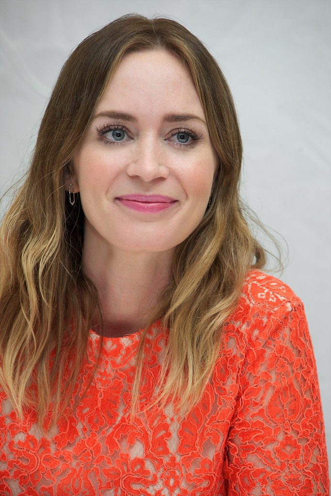 Эмили Блант — Пресс-конференция «Наёмница» на «TIFF» 2015 – 3