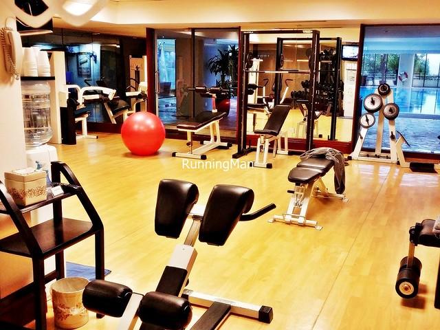 Sofitel Plaza Hotel 04 - Gymnasium