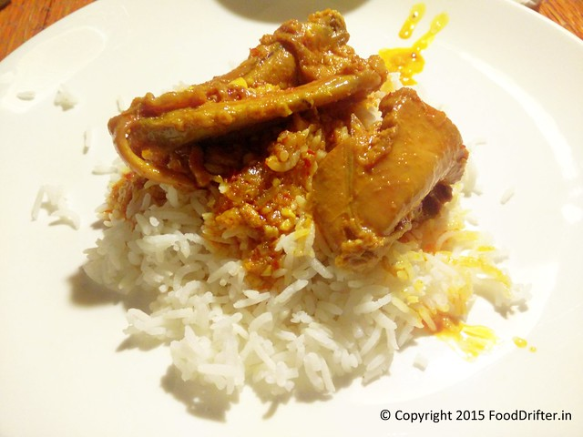 Goalondo Chicken Curry And Rice