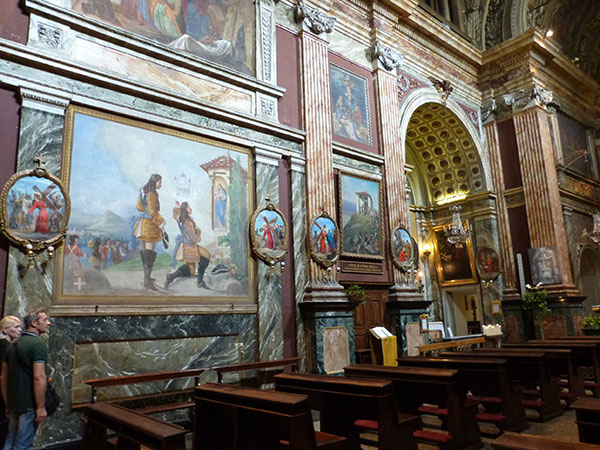 église san carlo 5