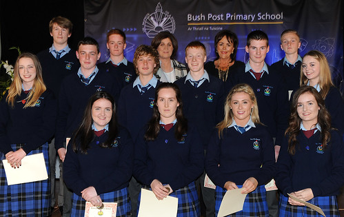 senior subject winners