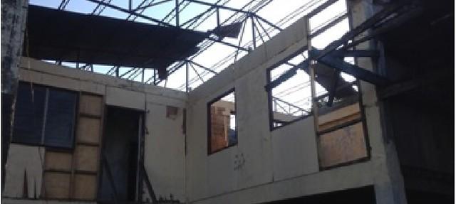 After Yolanda - Cadiz City Municipal Hall