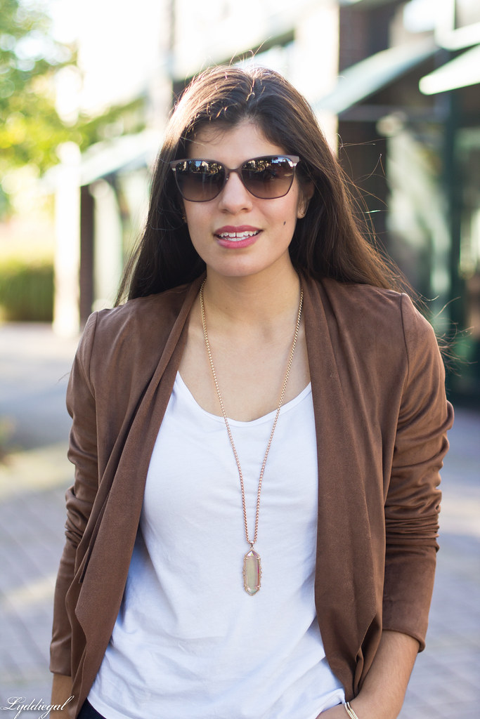 brown suede jacket, white tee, denim, leopard pumps-4.jpg