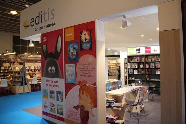 Editis (Grupo Planeta) - Frankfurt Buchmesse 2015