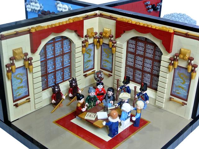 LEGO Japanese MOC - Japanese History