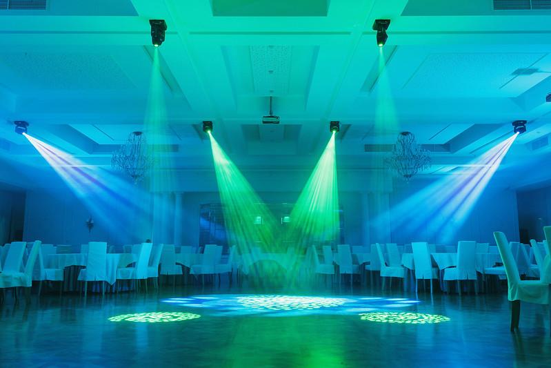 Efectele de lumini speciale pentru sărbătoarea Dumneavoastră > Foto din galeria `Principala`