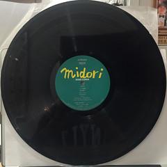 飯島真理:MIDORI(RECORD SIDE-B)