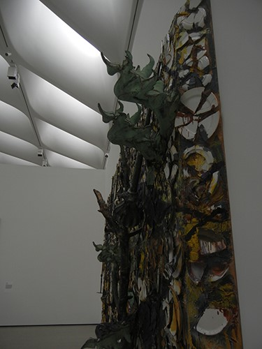 DSCN0412 _ The Walk Home, 1985, Julian Schnabel, Broad Museum, LA