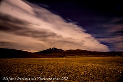 the night in the desert - south bolivia