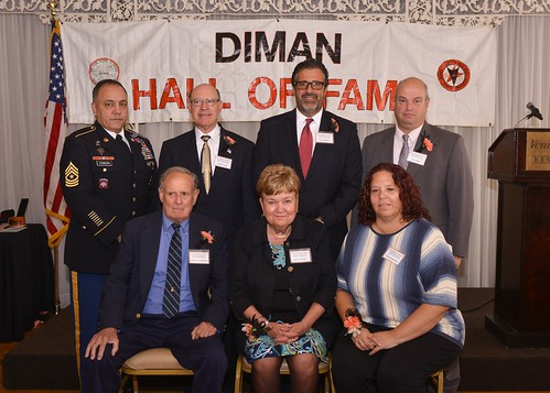 2015 Diman Hall of Fame Recipients
