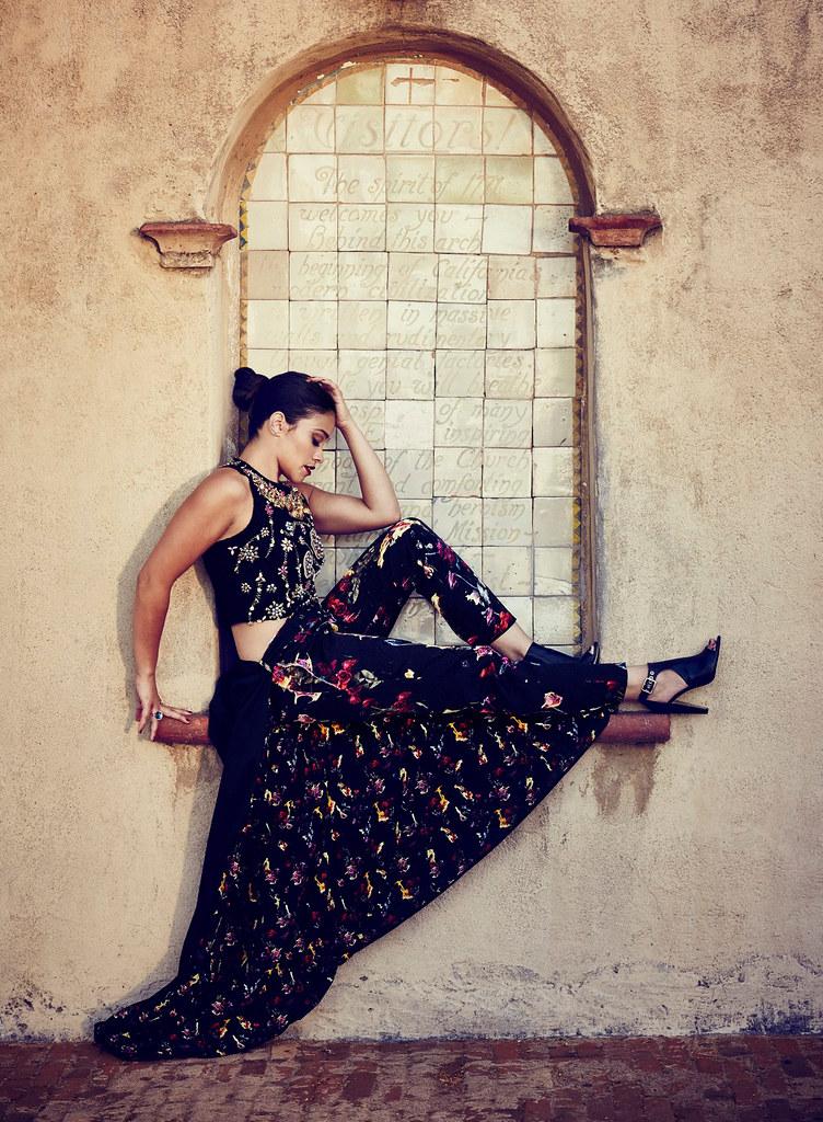 Джина Родригез — Фотосессия для «Cosmo For Latinas» 2015 – 4