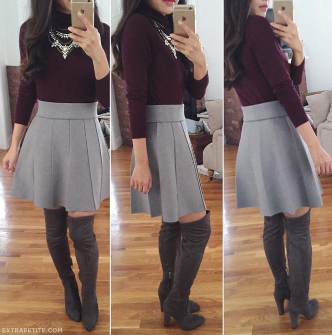 Petite Size Sweater Dresses 49