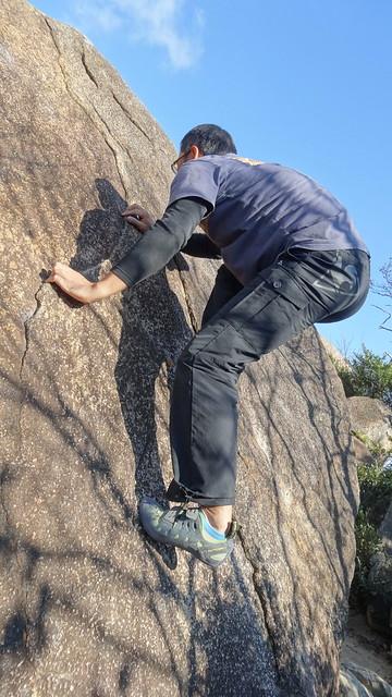 北山ボルダー (71)