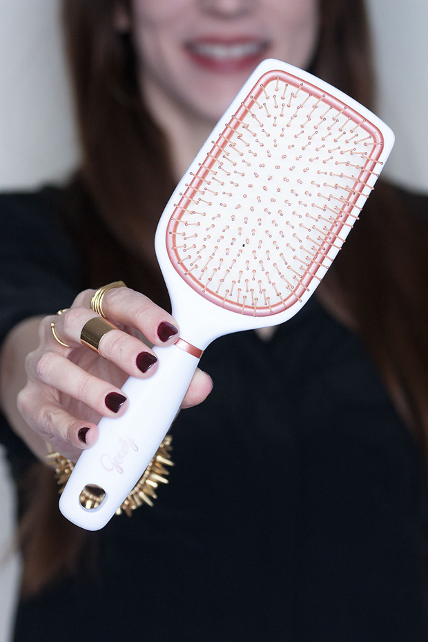 #CleanRadiance, Goody Hairbrush