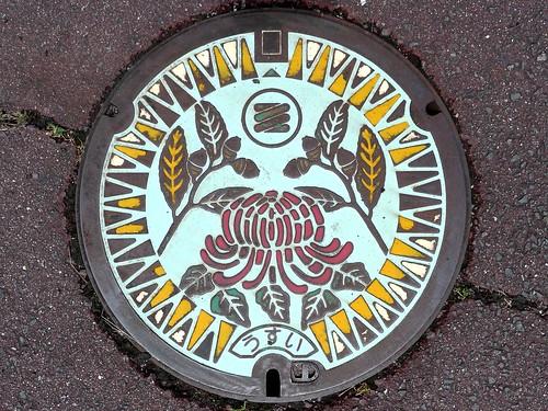 Heguri Nara, manhole cover (奈良県平群町のマンホール)