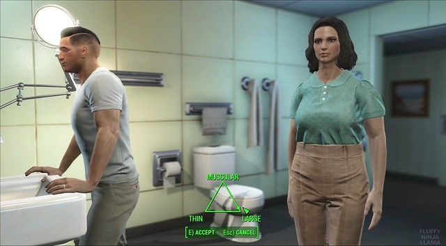 Fantastic Fallout 4 All Character Creation Build Options One Angry Gamer Hairstyles For Women Draintrainus