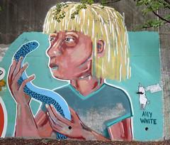Snake Charmer by Ally White