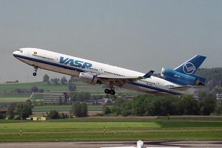 VASP McDonnell Douglas MD-11 PP-SPK