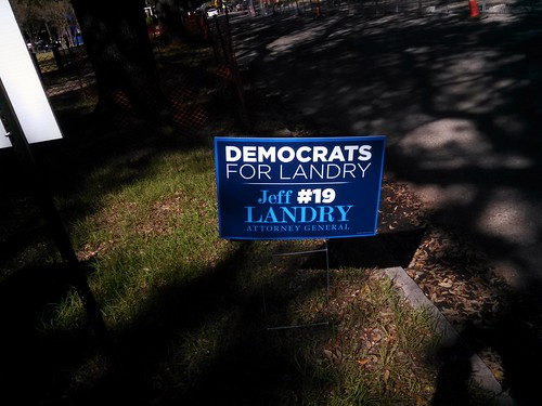 Democrats for Landry