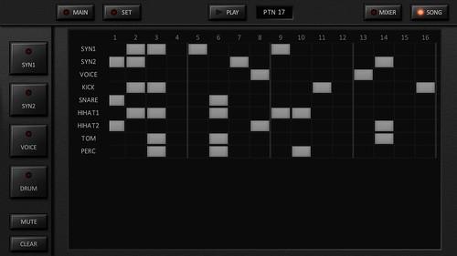 KORG iDS-10 SONG MUTE