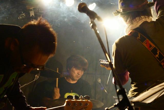 ファズの魔法使い live at Outbreak, Tokyo, 03 Dec 2015. 462