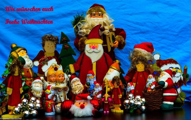 Wünsche euch allen hier ein frohes Weihnachtsfest!
