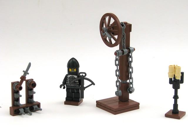Torture Chamber - Details