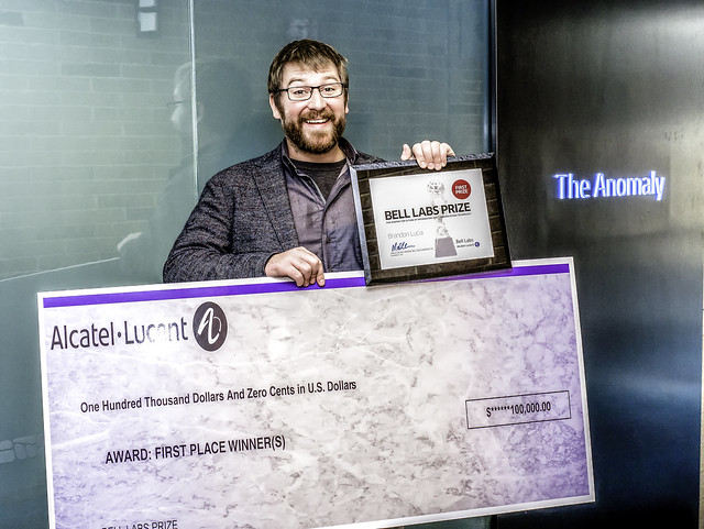 Bell Labs Prize 2015