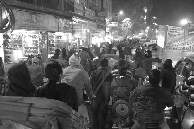 Varanasi (India). 25 Dec 2015
