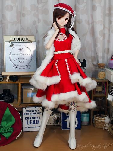 Ivory - Christmas 2015