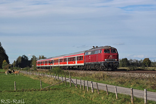 Kurhessenbahn im Allgäu