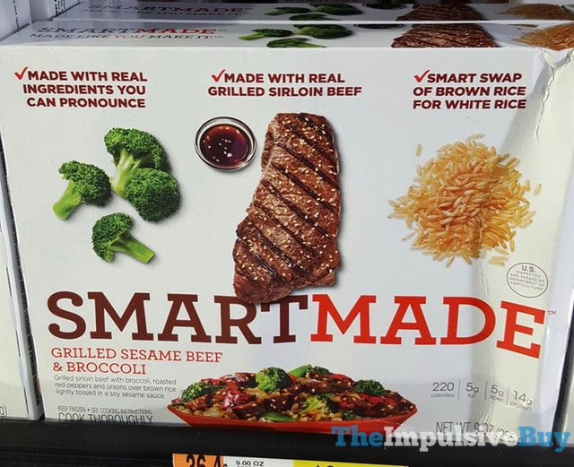New Food Product Made By Smart Ones