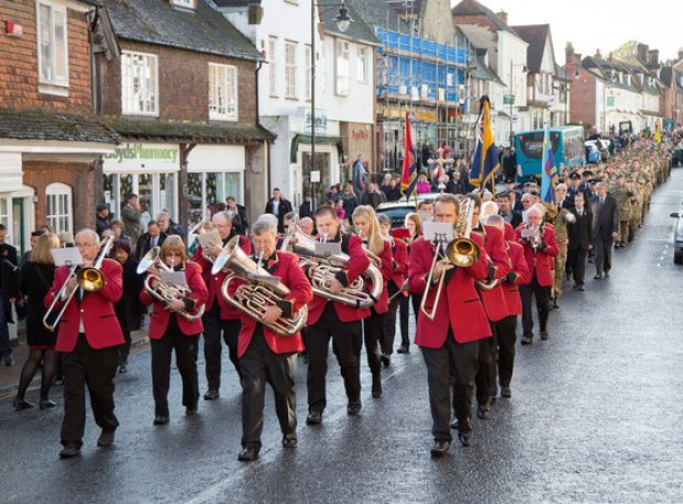 Cranbrook Remembrance Parade