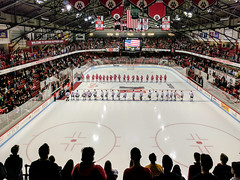 Northeastern Hockey Pregame - Matthews Arena